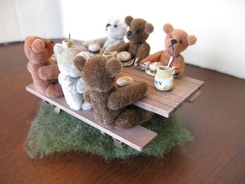 Teddy Bears picnic photo