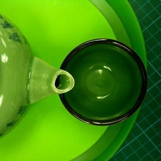 Green Tea ~ Explored #183