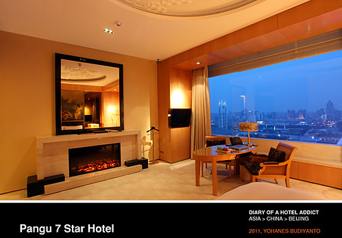 Pangu 7 Star Hotel: The not so 7 star room