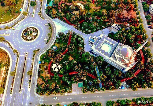 roundabout road lifestyle wordplay society history asia travel pakistan punjab sukhchain phantom4 dji flying aerial drone peace terrorism islamic muslims islam lahore imran imrananwar