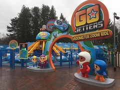 Go Jetters Vroomster Zoom Ride