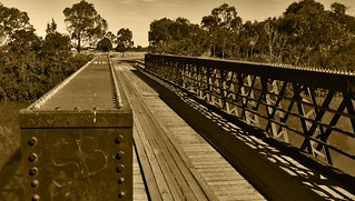 Gavial Creek Bridge