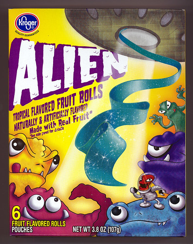 Alien Fruit Rolls