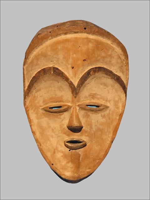 Masque Vuvi (Musée du quai Branly)