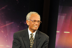IWP 2nd Global Water Policy Dialogue, BBC World Debate: Panelist Asit K. Biswas