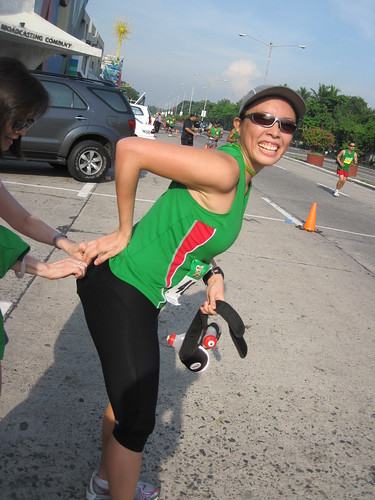 34th Milo Marathon: Restocking