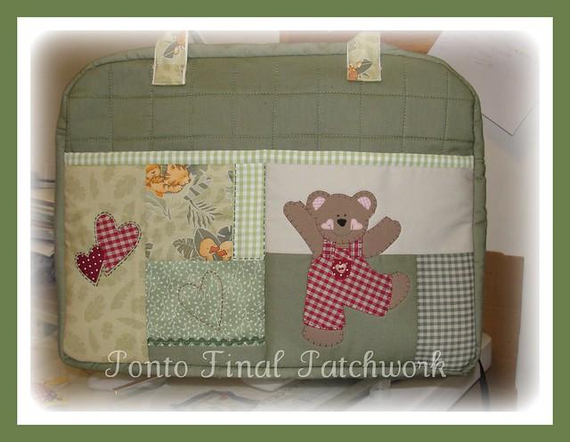 Risc os de ursinhos para patchwork quilts