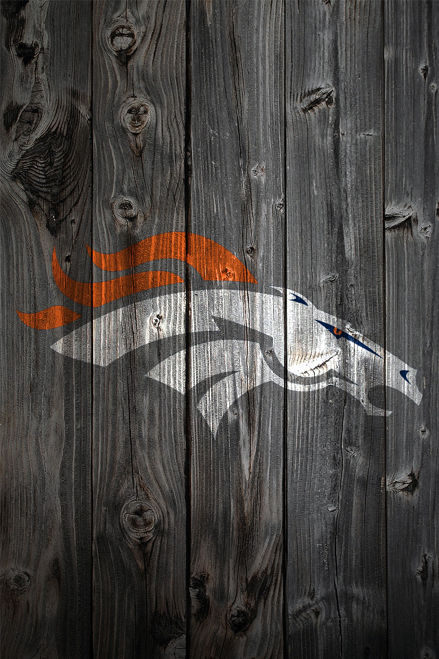 Denver Broncos Wood iPhone 4 Background - a photo on ...Broncos Iphone Wallpaper
