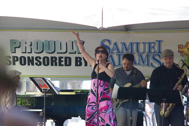 Scenes at the Fillmore Jazz Festival