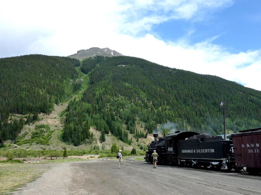 Silverton Southwestern Colorado Around Guides