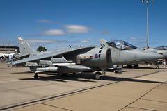 ZG501 - P72 - Royal Air Force - British Aerospace Harrier GR9 - 100704 - Waddington - Steven Gray - IMG_6316