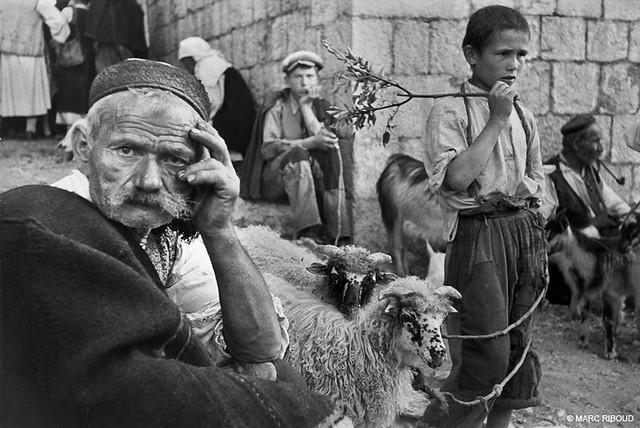 Yugoslavia, by Marc Riboud 1953