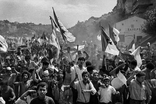 Algeria, by Marc Riboud 1962