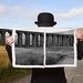 Magritte ribblehead by DianneB 2007. Back to normal now.