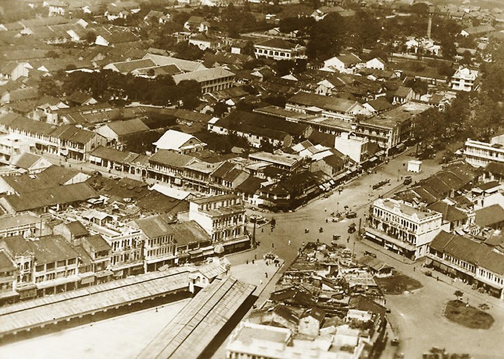 Cholon - Ancien marché 1920-30
