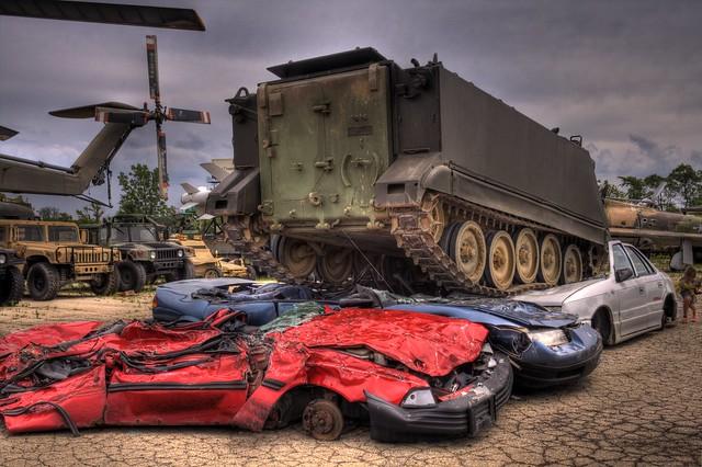 M113 - Car Crusher 2