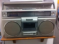 multimedia, electronics, sound box, boombox,