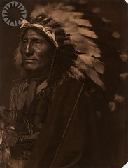 Sioux Chief, 1898, by Gertrude Kasebier