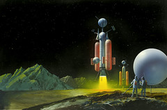 1950s ... lunar exploration