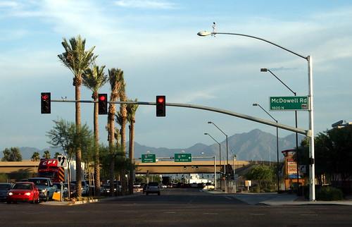arizona intersection stoplights trafficsignals sierraestrella