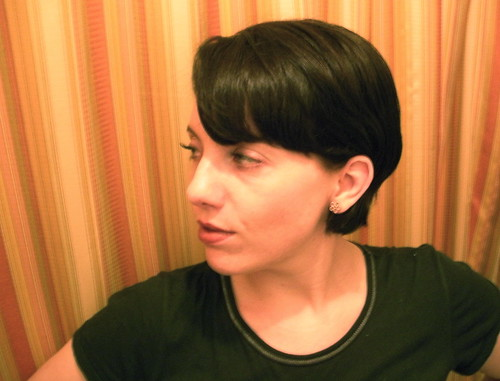 short haircut - july 17, 2010 by Indabelle