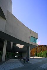 MAXXI—Museo Nazionale delle Arti del XXI Secolo (National Museum of 21st-Century Arts)
