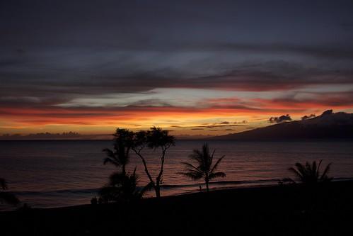 Sunset from Kai Malina Resort