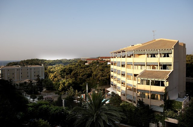 The Margi Hotel in Athens Vouliagmeni
