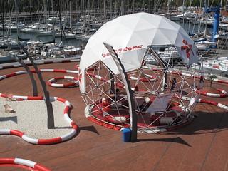 Bubbleparc in Barcelona