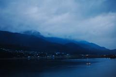 dawn in Alaska