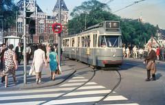 Amsterdamse enkelgelede wagens, single articulated trams 551-587
