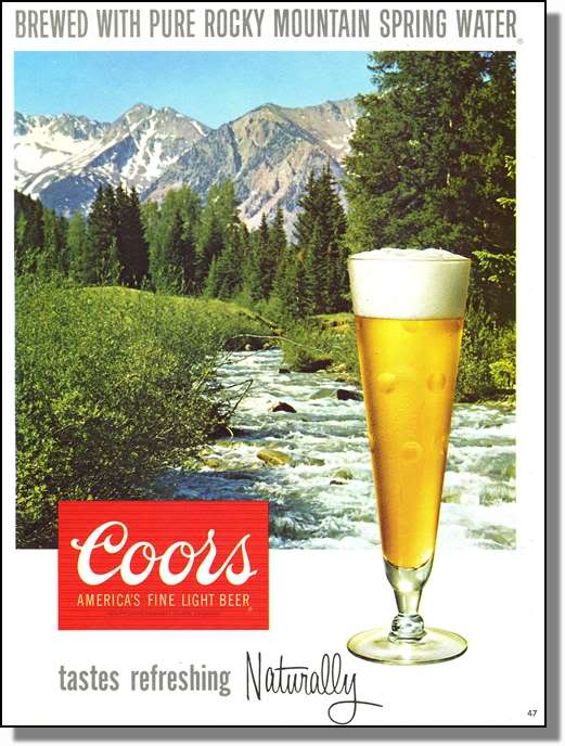Coors-1970