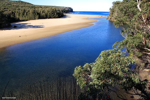 Coote Creek, Wattamolla - Royal National Park