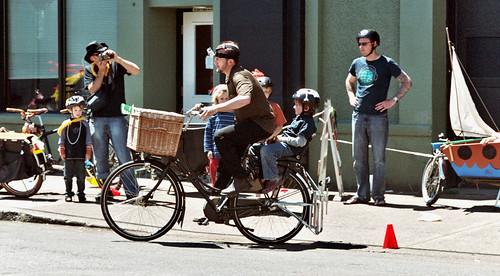 fiets of parenthood, 12 june 2010