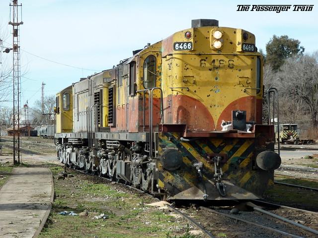 ALCO RSD35 6466 - 6453