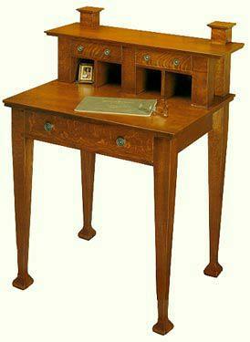 Mackmurdo desk