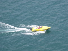 sailing(0.0), f1 powerboat racing(0.0), vehicle(1.0), powerboating(1.0), boating(1.0), wind wave(1.0), motorboat(1.0), wave(1.0), watercraft(1.0), boat(1.0),