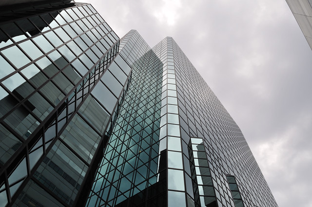 Arquitectura urbana de Ottawa - Canadá