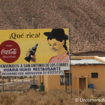 Coca Cola Everywhere - San Antonio de los Cobres, Argentina