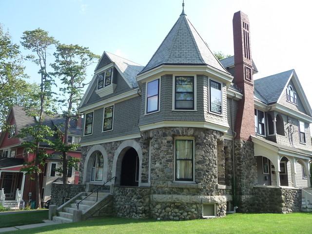Avon Hill - Humboldt Street residence, Cambridge, MA