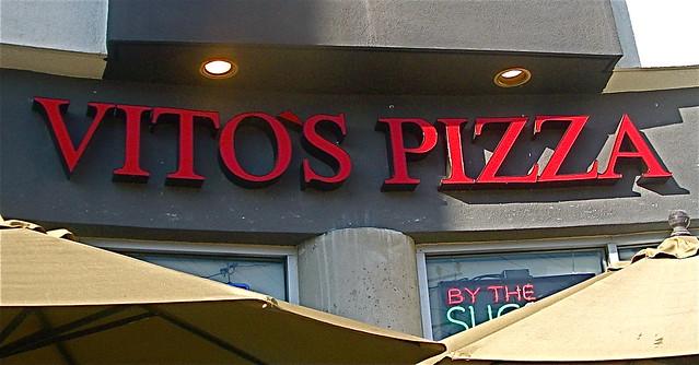 Vito's storefront on La Cienega