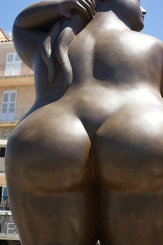 Big Butts = Healthier Woman