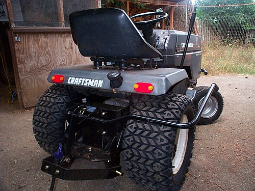 Craftsman Gt6000 Attachments : The gt speed pictures finally mytractorforum