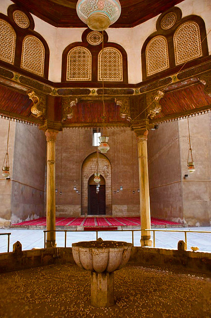 Mosque of Sultan Hassan - Cairo