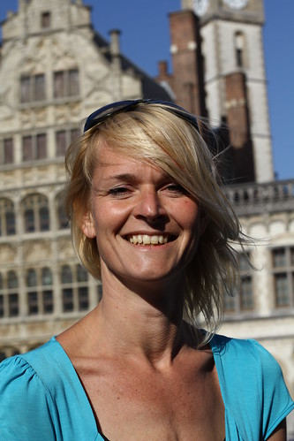 Ghent-Authentic guides: Bertien Stegeman