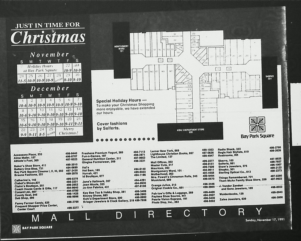 Bay Park Square Mall Map ShopKo Fan's most interesting Flickr photos | Picssr Bay Park Square Mall Map
