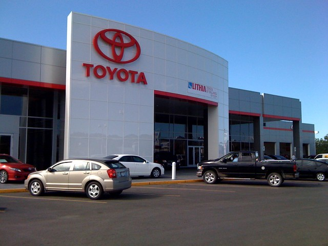 Lithia Toyota Of Billings Montana Flickr Photo Sharing