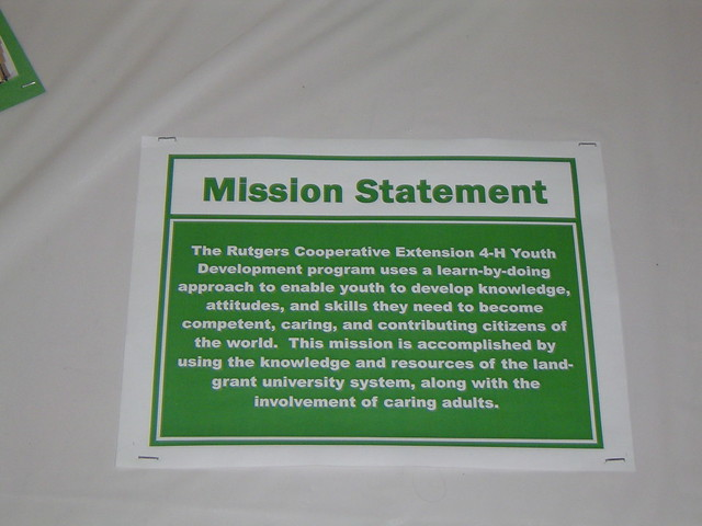 2010 08 07 mission statement of the rutgers cooperative for Adobe mission statement