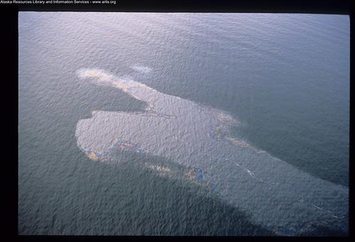 Exxon Valdez Oil Spill - 0197