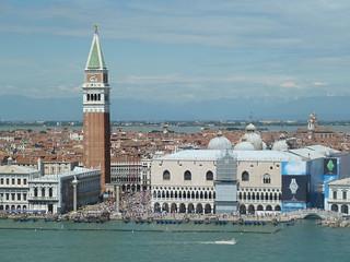 Imagine de Basilica di San Giorgio Maggiore. venice italy canal canals campanile piazzasanmarco saintmarkssquare basilicadisangiorgiomaggiore